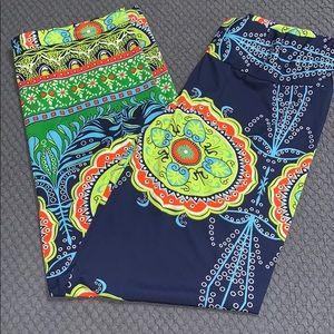 Multicolor Print Pants MEDIUM